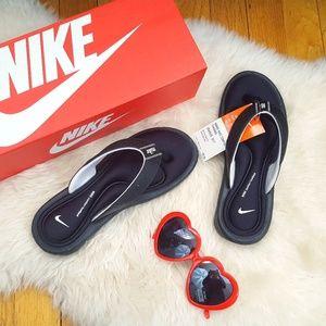 [NWT] NIKE Comfort Footbed Flip Flop Sandals